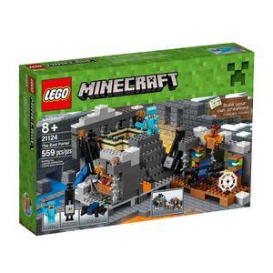 Lego-Minecraft-21124-O-Portal-do-Fim---LEGO