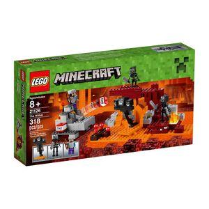 Lego-Minecraft-21126-O-Whiter---LEGO-
