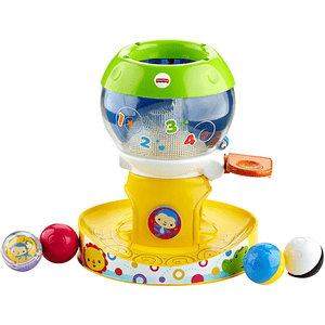 Fisher-Price-Bolinas-Magicas-dos-Animais---Mattel-
