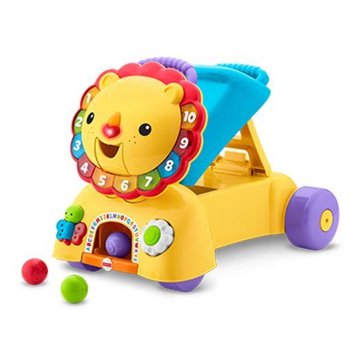 Fisher-Price-Apoiador-Leaozinho-3-em-1---Mattel