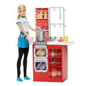 Barbie-Chef-de-Massas---Mattel