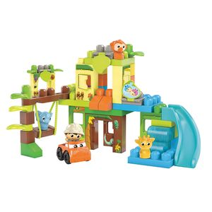 Mega-Bloks-First-Builders-Selva-Divertida---Mattel