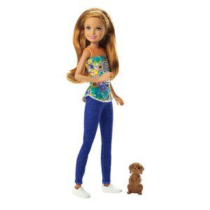Barbie-Familia-Irmas-com-Pet-Stacie---Mattel