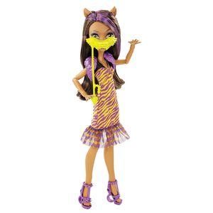 Monster-High-Boneca-Basica-Clawdeen-Wolf---Mattel