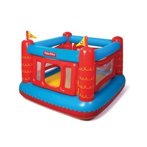Fisher-Price-Castelo-Pula-Pula-Inflavel-Grande---Intek