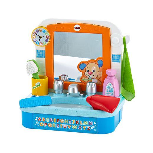 Fisher-Price-Aprender-e-Brincar-Pia-Hora-de-se-Arrumar---Mattel-