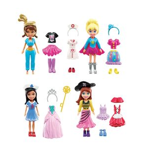 Polly-Pocket-Fantasias-Divertidas---Mattel