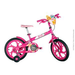 Bicicleta-Aro-16-Barbie---Caloi-