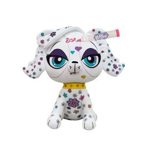 Littlest-Pet-Shop-Pinte-e-Lave-3D-Zoe-Trent---Fun-Divirta-se