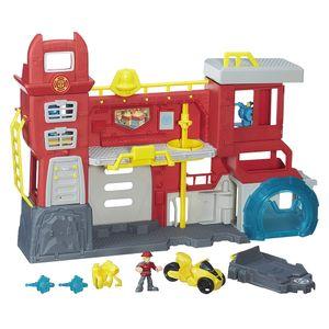 Conjunto-Transformers-Rescue-Bots-Quartel-dos-Bots---Hasbro