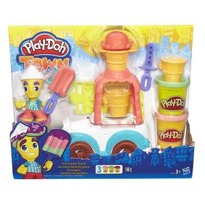 Conjunto-Play-DohTown-Carro-de-Sorvete---Hasbro