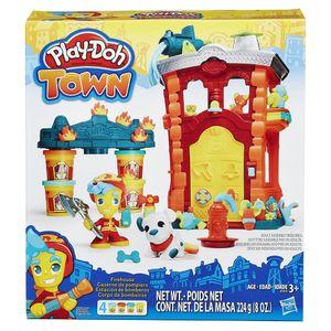 Conjunto-Play-Doh-Town-Quartel-de-Bombeiros---Hasbro