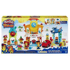 Conjunto-Play-Doh-Town-Avenida-Principal---Hasbro