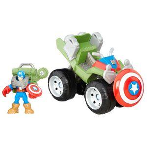 Playskool-Heroes-com-Veiculo-Quadricilo-Florestal---Hasbro