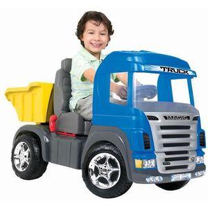Caminhao-Truck-Azul-Pedal---Magic-Toys