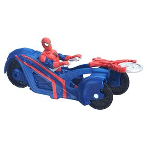 Veiculo-Spider-Man-WC-6-City-Cicle---Hasbro