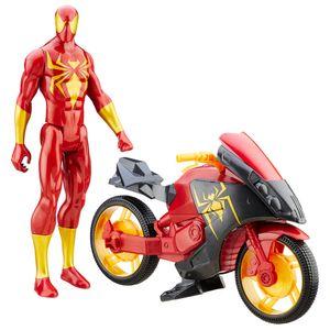 Boneco-Titan-Hero-Iron-Spider-e-Veiculo---Hasbro