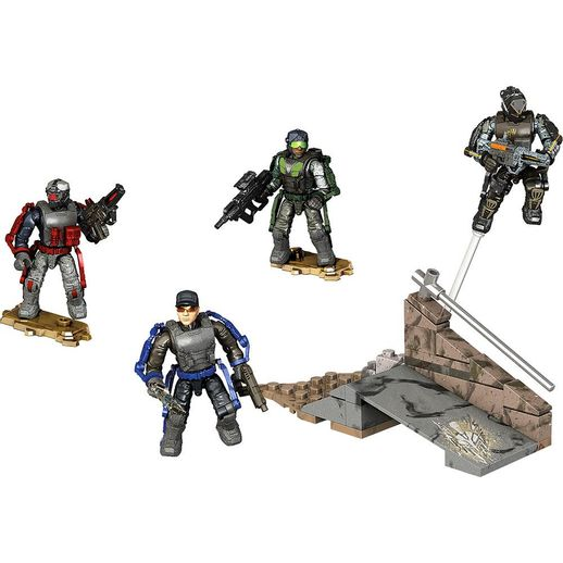 Mega-Bloks-Call-Of-Duty-Pacote-de-Tropas-Soldados-Avancados---Mattel