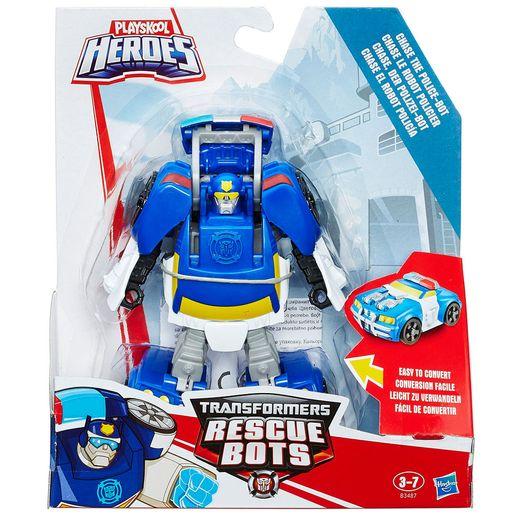 Transformers-Robo-Rescue-Robo-Policial---Hasbro