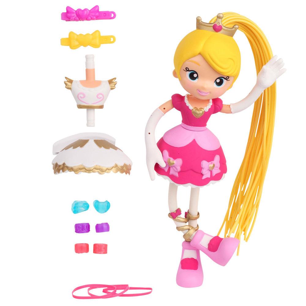 Betty Spaghetti Toys : Betty spaghetti single amarelo candide toymania