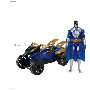 Batman-30cm-com-Veiculo---Mattel