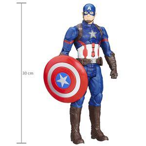 Boneco-Capitao-America-Avengers-Eletronico---Hasbro