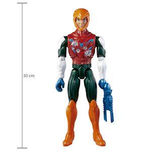 Max-Steel---Bonecos-Basicos---Batalha-com-Lancador---Mattel