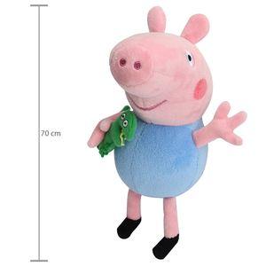 Pelucia-Peppa-Pig-George-Gigante-70cm---Long-Jump