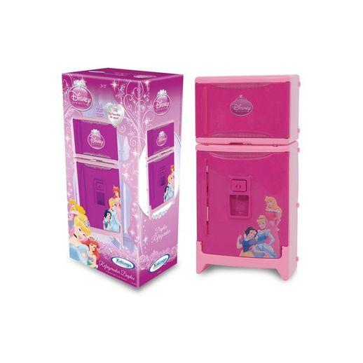 Refrigerador-Duplex-Princesas-Disney-com-Som---Xalingo