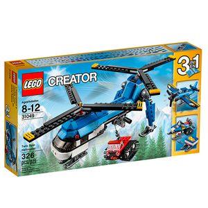 Lego-31049-Helicoptero-de-Duas-Helices---Lego