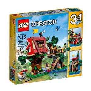 Lego-31053-Aventuras-na-Casa-da-Arvore---Lego
