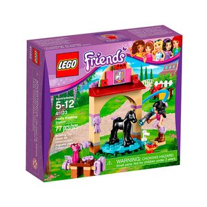 Lego-41123-Area-de-Lavagem-do-Potro---Lego