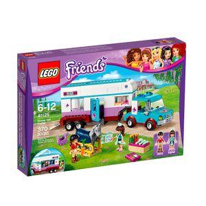 Lego-41125-Trailer-Veterinario-para-Cavalos---Lego
