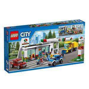 Lego-60132-Posto-de-Gasolina---Lego