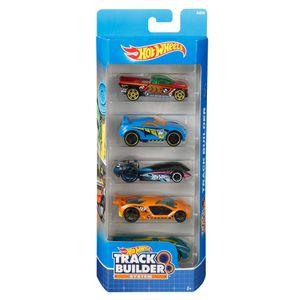 Hot-Wheels-Pacote-com-5-Carros-System---Mattel