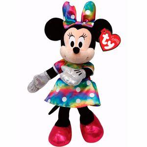 Beanie-Babies-Minnie-Chapeu-de-Festa---DTC