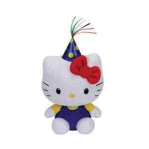 Beanie-Babies-Hello-Kitty-Azul---DTC