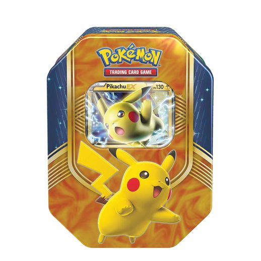 Cartas-Pokemon-Latas-Ex-Batalha-de-Coracao---Pikachu-EX---Copag-