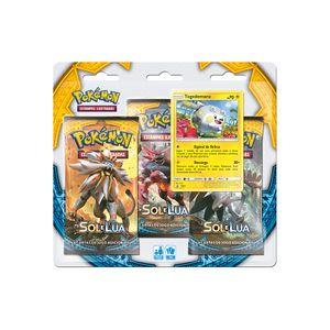 Cartas-Pokemon-Blister-Triplo-Sol-e-Lua-Togedemaru---Copag