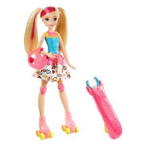Barbie-Patinadora-de-Video-Game-Filme---Mattel