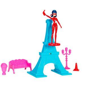 Playset-Torre-Eiffel-Miraculous---Sunny