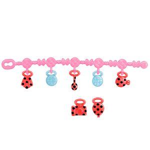 Bracelete-Ladybug---Sunny