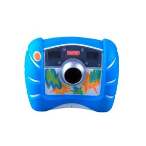 Maquina-Fotografica-Digital-Kid-Tough-Azul-Fisher-Price---Mattel