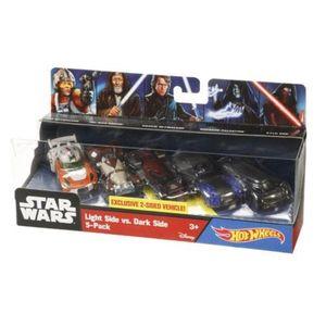 Hot-Wheels-Pack-Star-Wars---Mattel