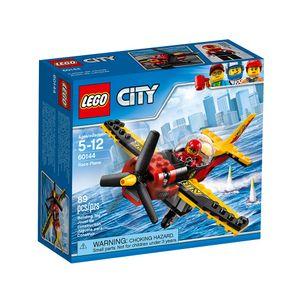 Lego-City-60144-Aviao-de-Corrida---Lego