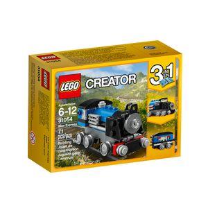 Lego-Creator-31054-Expresso-Azul---Lego