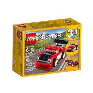 Lego-Creator-31055-Carro-de-Corrida-Vermelho---Lego