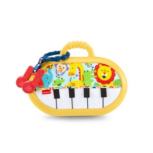 Fisher-Price-Piano-Musical-Amigos-da-Floresta---Mattel