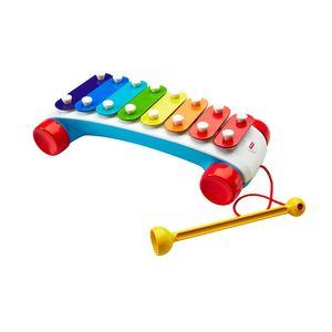 Fisher-Price-Novo-Xilofone---Mattel