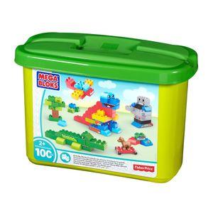 Fisher-Price-Balde-Meu-mundo-com-100-Pecas---Mattel
